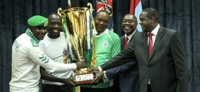 First it was Frasha, now Gor Mahia Captain Jerim Onyango quits for politics
