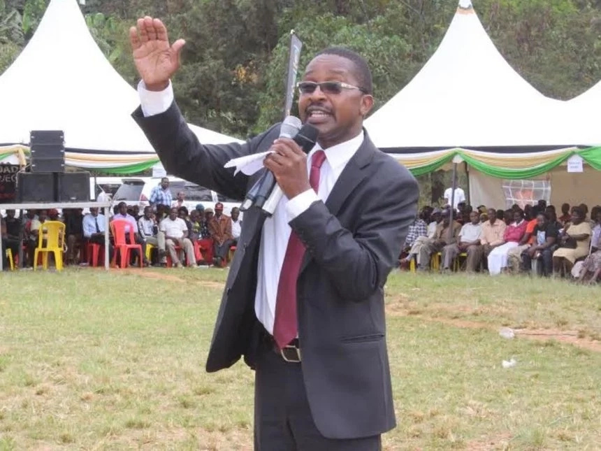 Governor Mwangi wa Iria locks out deputy from meeting