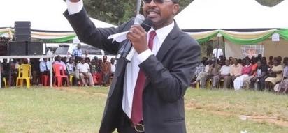 'Achana na mke wangu!' Gavana wa Jubilee aonywa