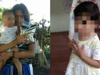 Pinay mother abandons her young daughter to live with a married man 20 years older than her