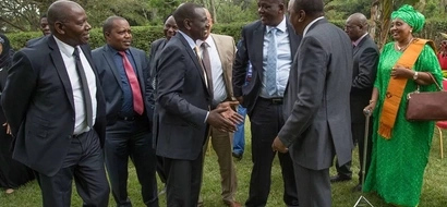 List: 16 Coast MPs pledge to join Uhuru's Jubilee party (photos)