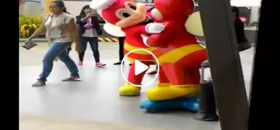 Jollibee finally found his forever...what they did will surprise you!