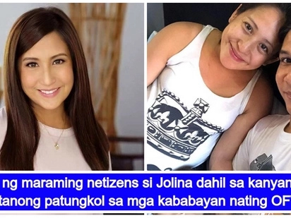 Jolina Magdangal, may matinding hugot at tanong sa mga kababayan nating OFW