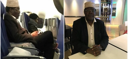 Miguna explains how he wore slippers on his forced flight to Canada