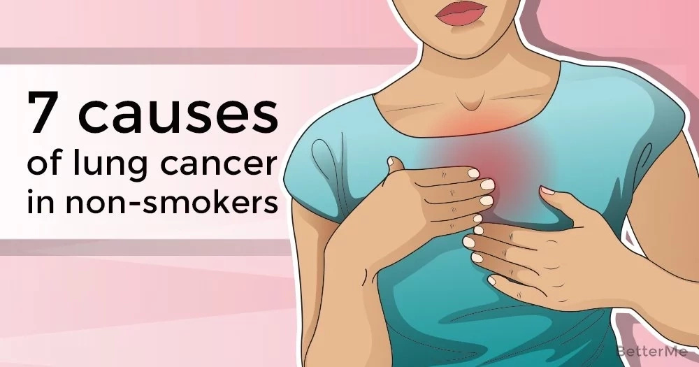 7 causes of lung cancer in non-smokers