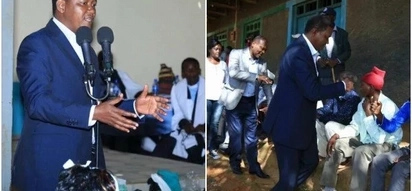 Governor Mutua to make a MAJOR announcement in 2 weeks