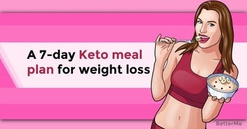One week Keto meal plan that can help lose weight