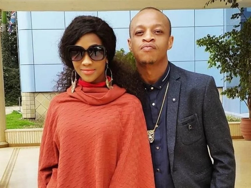 Rapper Prezzo removes ex-girlfriend Yola's tattoo on his hands