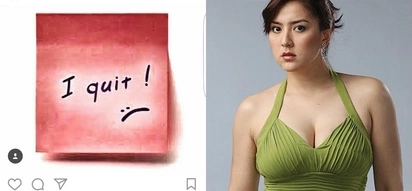 Ara Mina has had it with her show and quits due to degrading treatment