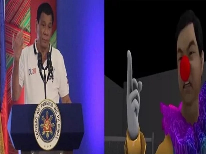 Kawawang Duterte! Insensitive Tawainese animators insults Poor Duterte in a video