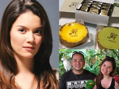 "Dahil sa cheesecake! Nadine Samonte releases fiery insults against IG basher over ""Pablo"""