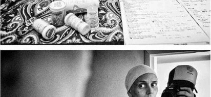 Photographer Captured Every Step Of His Wife's Heroic Battle With Cancer