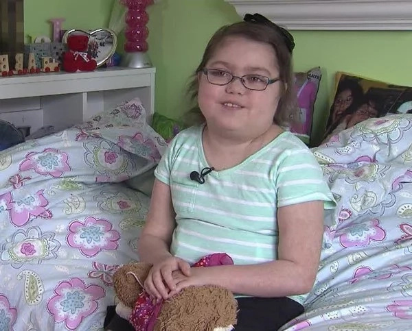 7-year-old says 7-words to family who was planning for her funeral
