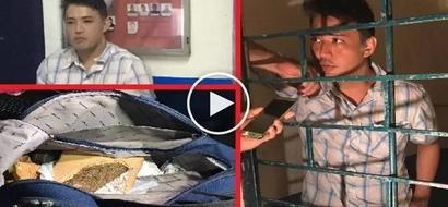 Bad boy actor Mark Anthony Fernandez arrested for possession of illegal drugs