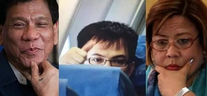 Umuwi na siya! Dreaded drug lord Kerwin Espinosa on his way to the Philippines