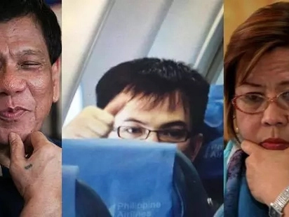 Umuwi na siya! Dreaded drug lord Kerwin Espinosa on his way to the Philippines