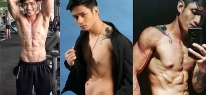 Sexy singer Michael Pangilinan flaunts ripped abs