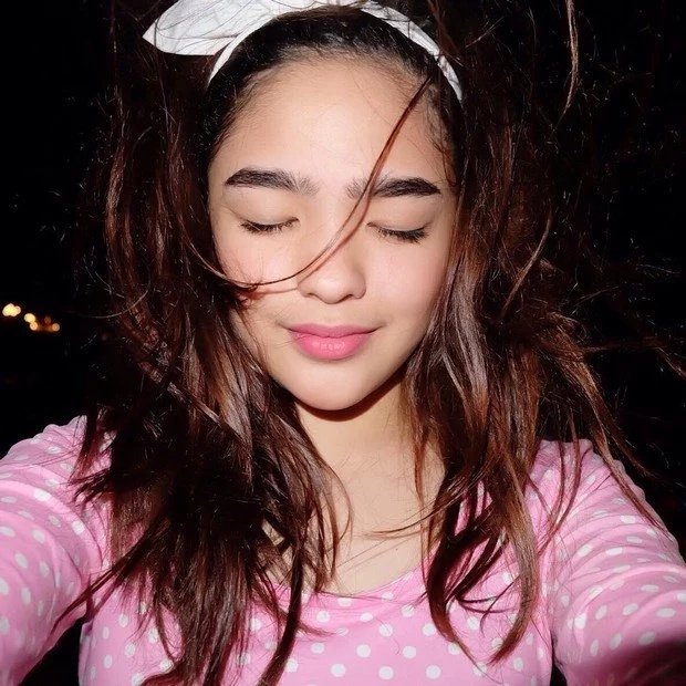Actress Andrea Brillantes covers Yeng Constantino's 'Tanga'