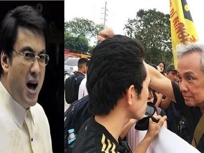 Furious Bong Revilla slams Jim Paredes over EDSA outburst: 'Kahiya-hiya ka!'