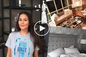 Look how beautiful and comfortable Iza Calzado's home is!