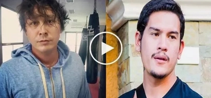 Baron Geisler challenges DU30's son to a drug test; what he said will make you mad!