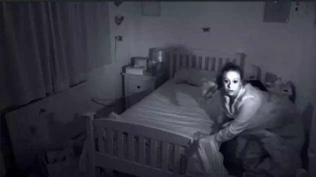 Girl suffers from sleepwalk and hallucination for years. Watch out this strange video captured!
