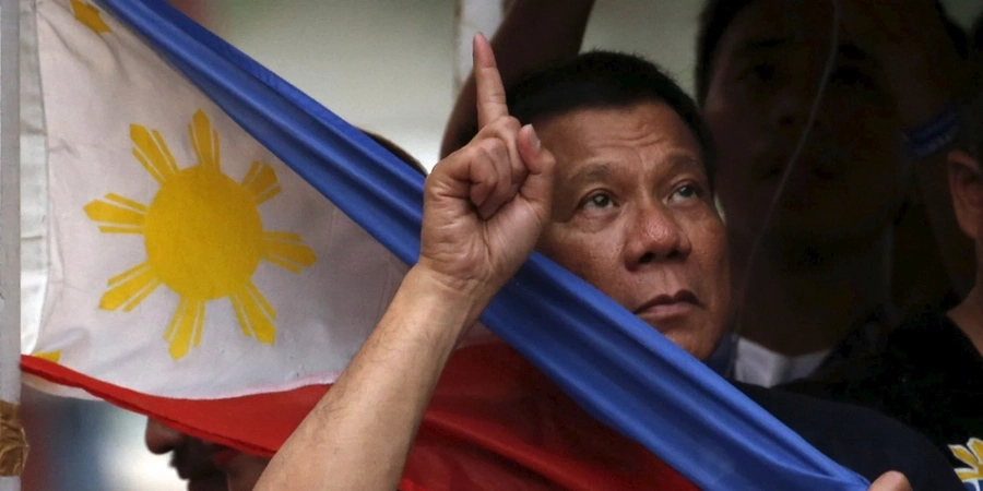 Duterte eyes better ties with China
