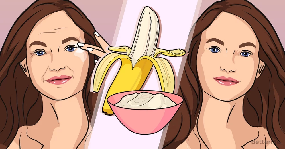 4 banana face masks that can help you deal with wrinkles