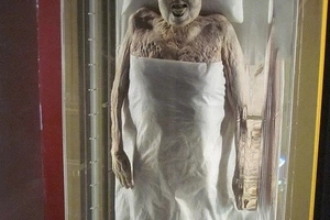 This 2k-Year-Old Mummy Still Has Soft Skin! Unbelievable Preservation Of Its Flesh