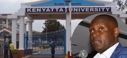 Kenyatta University disowns NASA governor's academic papers