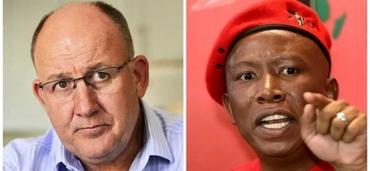 War of words continues as Trollip says Malema is still loyal to ANC