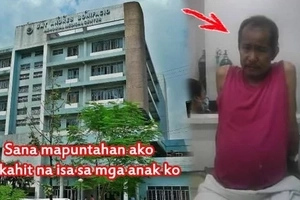 Konting awa lang ang hiling! Netizen seeks the children of this old man who has been in hospital for weeks!