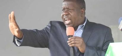 """Waziri Matiang'i azungumza baada ya """"kudaiwa"""" kuwa na mpango wa kando kanisani"""