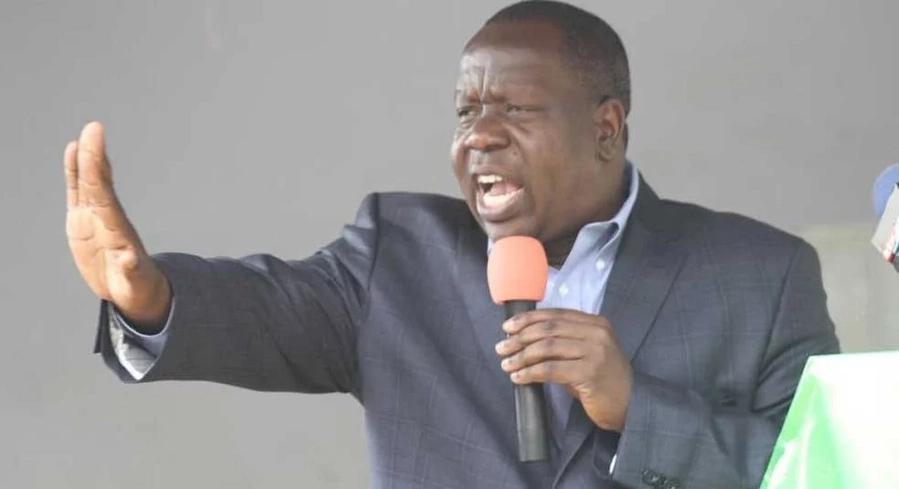 Mwanasiasa wa Bungoma amtishia waziri Matiangi kufuatia amri yake ya kutotoka nje kwa miezi 3, kwa wakaazi wa Mlima Elgon