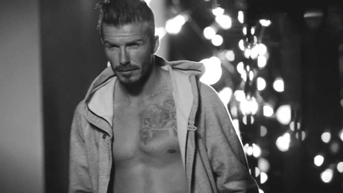 He spent almost $20,000 to look like David Beckham