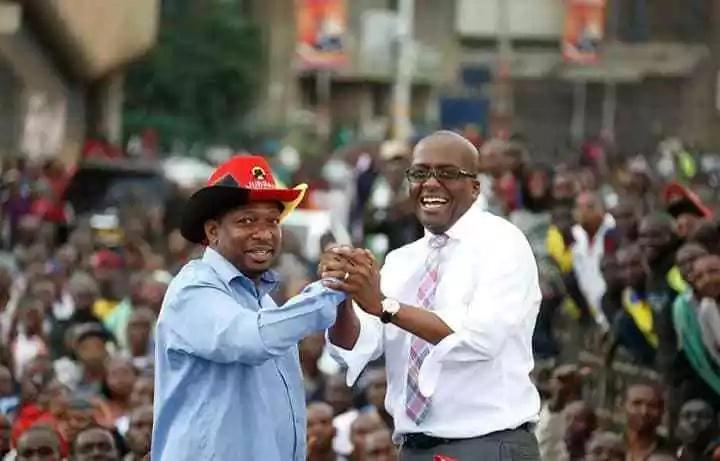 My deputy will come from the Kikuyu community - Mike Sonko