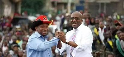 My deputy will be a Kikuyu of my choice, not yours - Sonko tells Interior PS Kibicho
