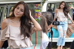 Kathryn Bernardo's latest photo shoot proves she simply doesn't age! Watch!