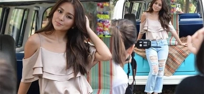 Kathryn Bernardo's latest photo shoot proves she simply doesn't age!
