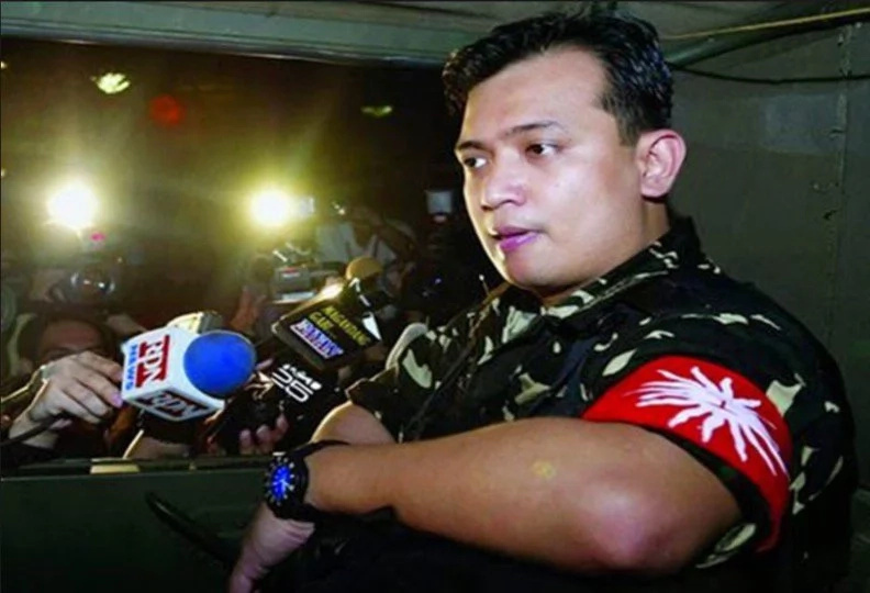 "Ex-military rebel claims Trillanes an ""attack dog""; received money from Imee Marcos"