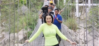 "Excited Kris Aquino teases fans of her new show in GMA ""Trip Ni Kris"""
