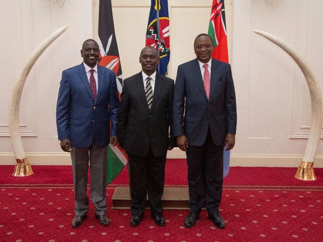 Details of the meeting between Kabogo, Ruto and Uhuru