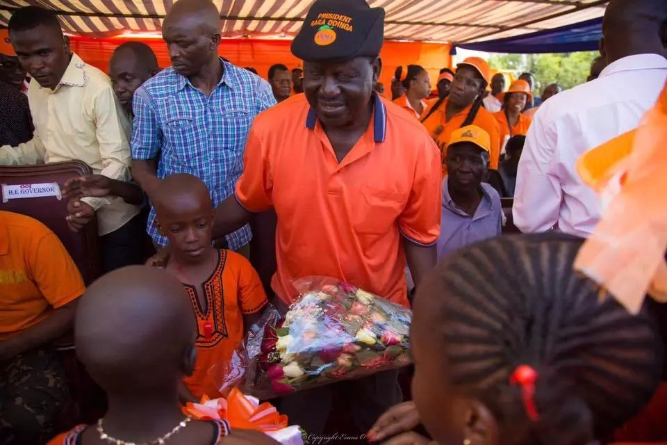 Government promises to arrest Raila Odinga anytime