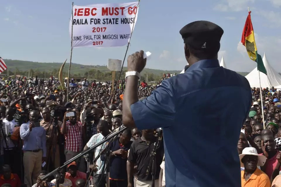 CORD rejects Uhuru's IEBC resolution, say odds are on his side