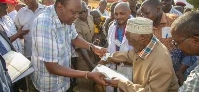 Hatimaye Uhuru aongelea madai ya Raila kuhusu wizi wa kura