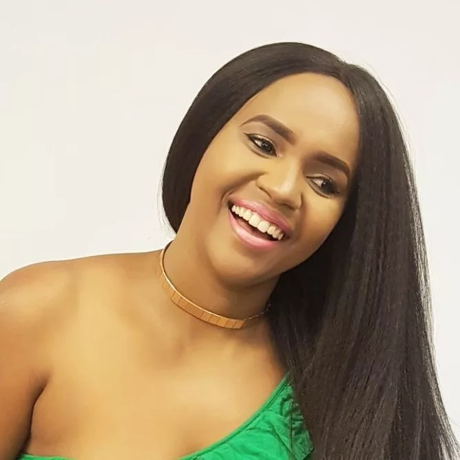 DJ Pierra Makena shows off flat tummy after birth amid claims she's grown fat