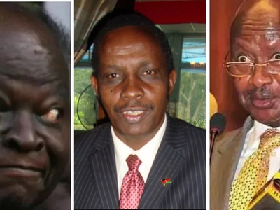 MP aspirant reveals why he barred Kibaki from wife's funeral after giving him KSh 16 million