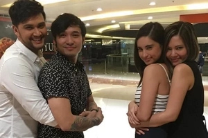 Kean Cipriano and Billy Crawford go on a double date with their ladies!