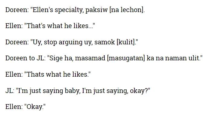 "John Lloyd Cruz calls Ellen Adarna ""baby"" during Cebu getaway"