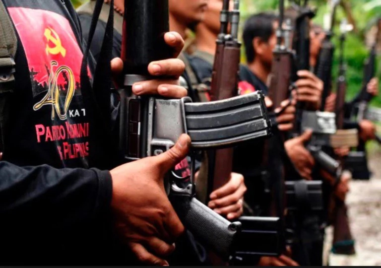 NPA rebels raid Davao City